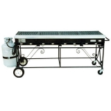 <h5>2'x5'Propane BBQ Grill with Tank</h5>