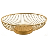 <h5>Gold Bread Basket</h5>