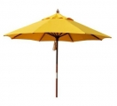 <h5>Yellow Market Umbrella</h5>