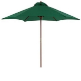 <h5>Green Market Umbrella</h5>