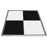<h5>Black & White Checkered</h5>