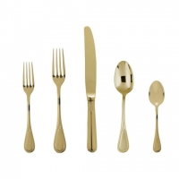 <h5>Savoy Titanium </h5><p>Dinner knife,Dinner fork,Salad fork,Tea /Coffee Spoon (Butter spreader Also available)</p>