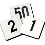 <h5>Table Numbers</h5>
