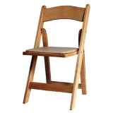<h5>Wooden Chair – Natural</h5>