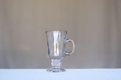 <h5>Clear Coffee Mug</h5>