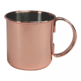 <h5>16 oz Copper Mug</h5><p>Also Known As Artisan Moscow Mule</p>