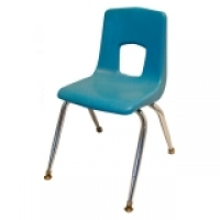 <h5>Kid's Chair - Blue</h5>