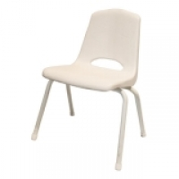 <h5>Kid's Chair - White</h5>