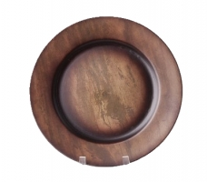 "<h5>12"" Fruitwood Charger </h5>"