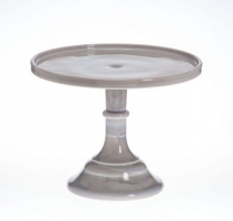 "<h5>12"" Grey Marble Cake Stand </h5><p>6"" Also Available</p>"