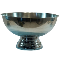 <h5>3Gal Stainless Punch Bowl</h5>