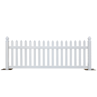 <h5>White Picket Fence</h5>