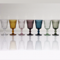 <h5>Colorful Debutante Goblets</h5>