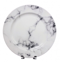 <h5>Bella Vista Marble Charger </h5>