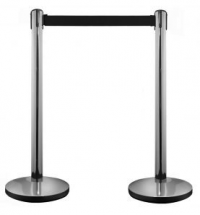 <h5>Retractable Stanchion</h5>