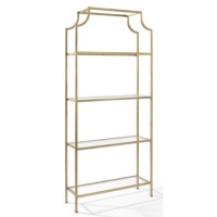 <h5>Gold Shelves</h5>